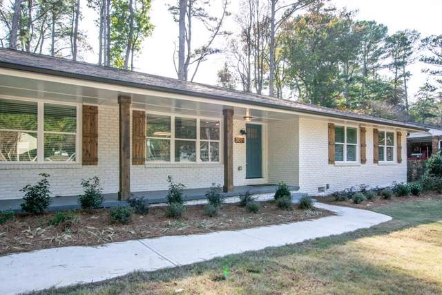 3071 Randolph Road NE, Atlanta, GA 30345 (MLS #6647972) :: RE/MAX Paramount Properties