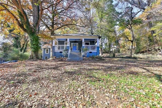 1463 Dodson Drive SW, Atlanta, GA 30311 (MLS #6647975) :: Charlie Ballard Real Estate