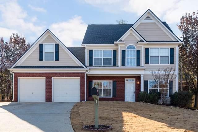 4953 Newpark Lane NW, Acworth, GA 30101 (MLS #6648001) :: Kennesaw Life Real Estate