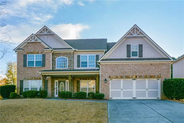 1387 Rolling View Way, Dacula, GA 30019 (MLS #6648010) :: The Cowan Connection Team
