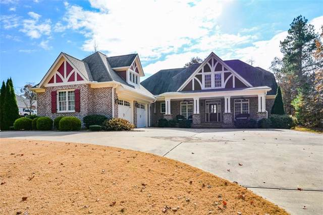 136 Carney Drive, Ball Ground, GA 30107 (MLS #6648032) :: The Cowan Connection Team