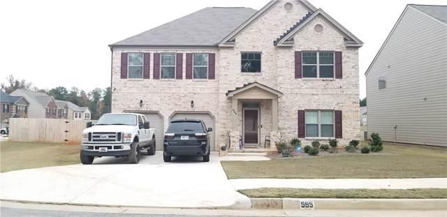 595 Sedona Loop, Hampton, GA 30228 (MLS #6648045) :: North Atlanta Home Team