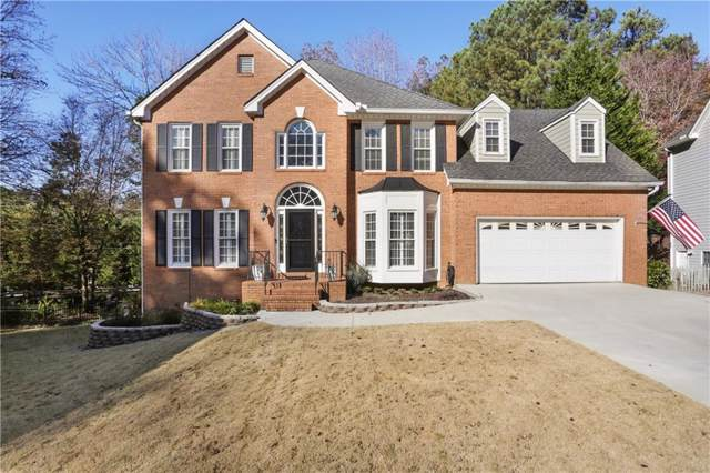 1524 Brookridge Drive, Woodstock, GA 30189 (MLS #6648072) :: Kennesaw Life Real Estate