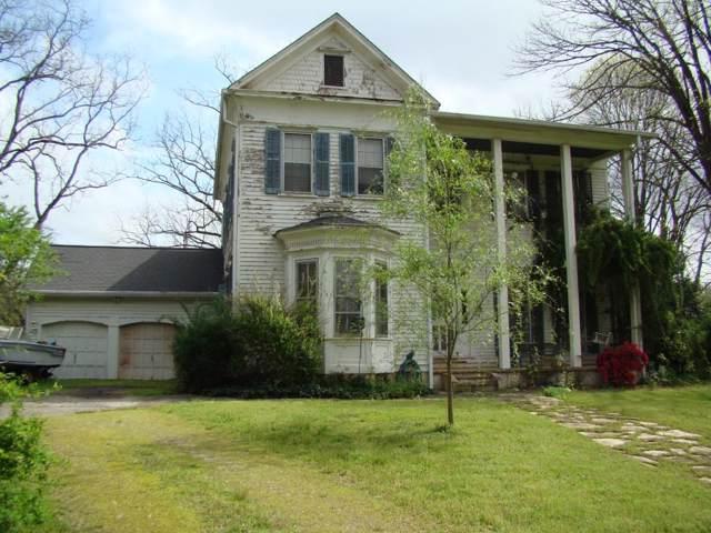 237 S Park Street, Dahlonega, GA 30533 (MLS #6648095) :: Charlie Ballard Real Estate