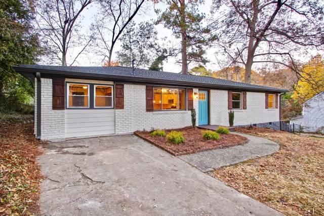509 Oak Drive, Hapeville, GA 30354 (MLS #6648128) :: North Atlanta Home Team
