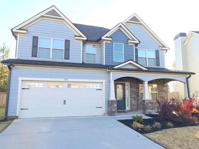 718 Holliman Circle, Pendergrass, GA 30567 (MLS #6648140) :: North Atlanta Home Team