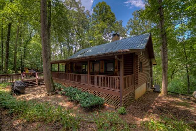 346 Rusty Lady Lane, Ellijay, GA 30536 (MLS #6648155) :: Path & Post Real Estate