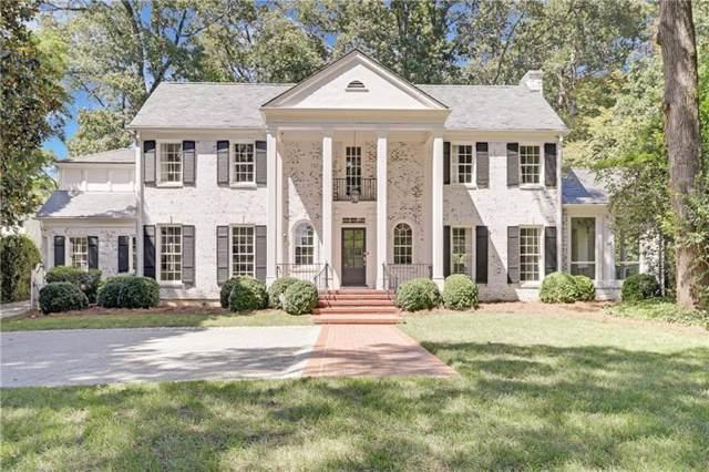 309 Peachtree Battle Avenue NW, Atlanta, GA 30305 (MLS #6648165) :: Charlie Ballard Real Estate