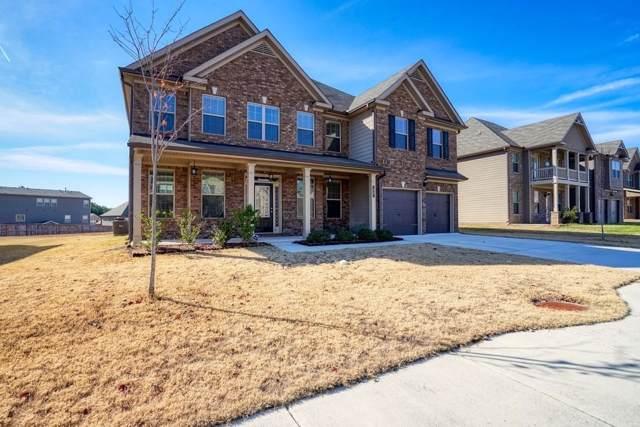 1007 Luke Street, Snellville, GA 30039 (MLS #6648191) :: North Atlanta Home Team