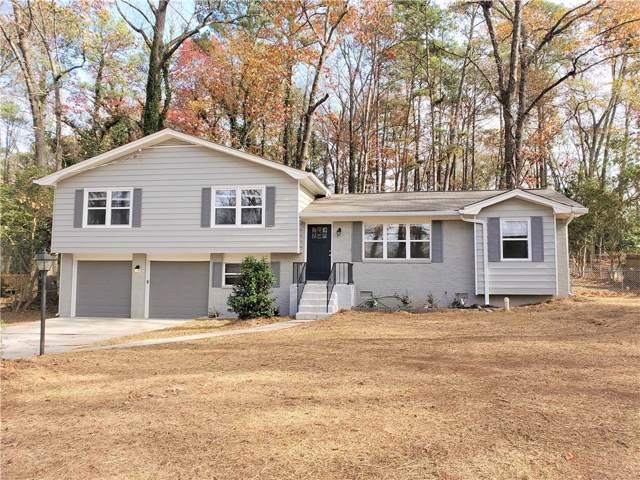 5874 Christopher Lane, Lithonia, GA 30058 (MLS #6648208) :: North Atlanta Home Team