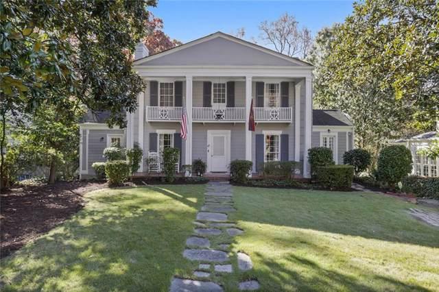 416 Collier Road NW, Atlanta, GA 30309 (MLS #6648233) :: Charlie Ballard Real Estate