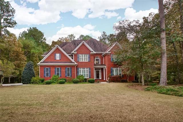 215 Ashley Forest Drive, Fayetteville, GA 30214 (MLS #6648240) :: Path & Post Real Estate