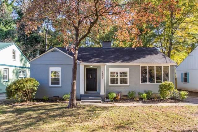 1810 S Gordon Street SW, Atlanta, GA 30310 (MLS #6648248) :: North Atlanta Home Team