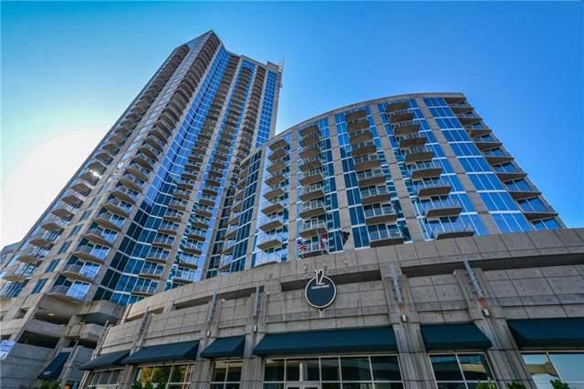 400 W Peachtree Street NW #2212, Atlanta, GA 30308 (MLS #6648286) :: North Atlanta Home Team