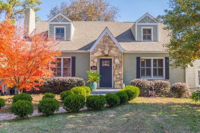 2668 Jefferson Terrace, East Point, GA 30344 (MLS #6648294) :: North Atlanta Home Team