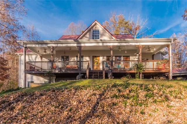 354 Heath Road, Dawsonville, GA 30534 (MLS #6648324) :: Charlie Ballard Real Estate