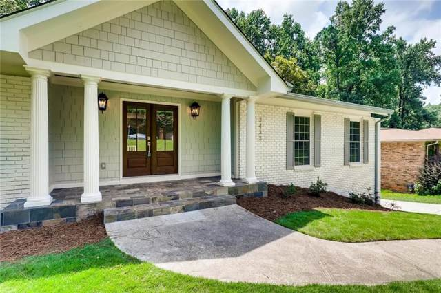 3433 Wynnton Drive, Brookhaven, GA 30319 (MLS #6648357) :: The Realty Queen Team
