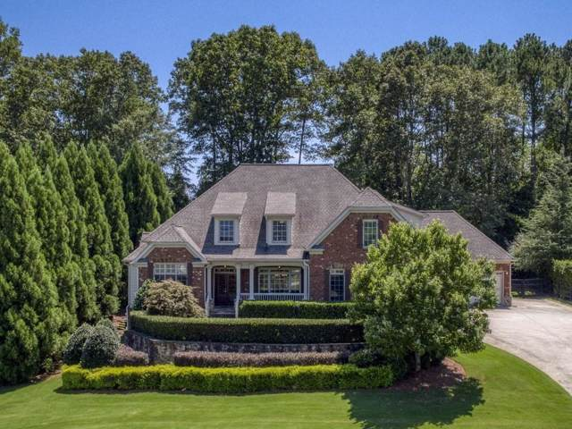105 Brannon Drive, Canton, GA 30115 (MLS #6648370) :: Charlie Ballard Real Estate