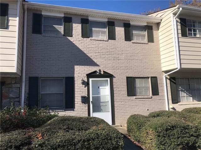 4701 Flat Shoals Road 50C, Union City, GA 30291 (MLS #6648380) :: Charlie Ballard Real Estate