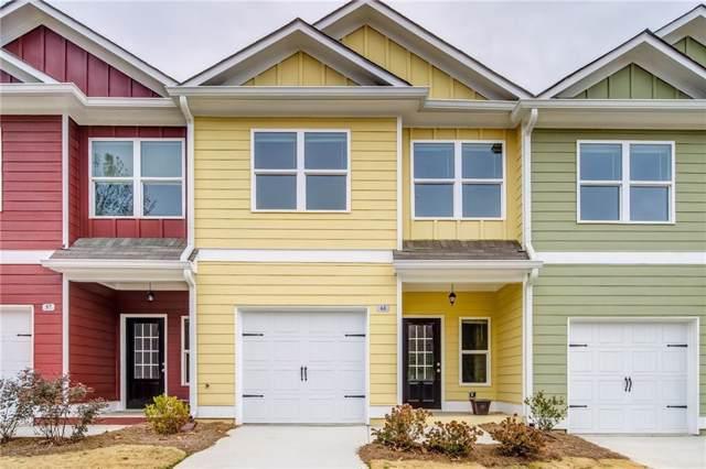 61 Towne Club Drive, Jasper, GA 30143 (MLS #6648383) :: Charlie Ballard Real Estate