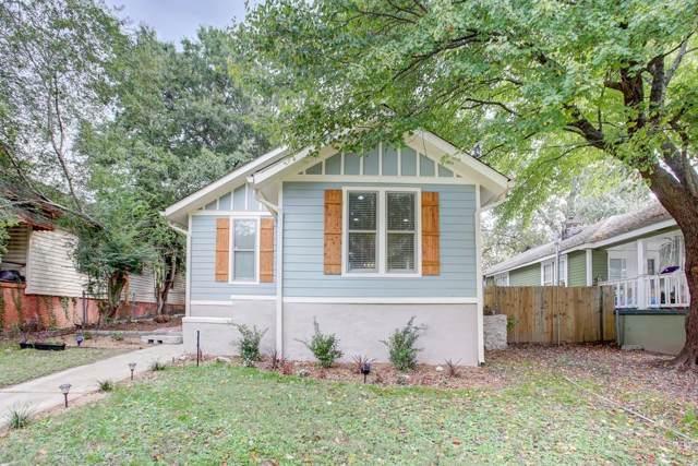 1092 Hobson Street SW, Atlanta, GA 30310 (MLS #6648388) :: Charlie Ballard Real Estate