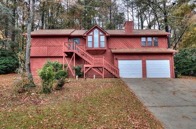 5520 Deerfield Place NW, Kennesaw, GA 30144 (MLS #6648393) :: North Atlanta Home Team