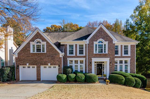 515 Ashvale Overlook, Alpharetta, GA 30005 (MLS #6648407) :: Compass Georgia LLC