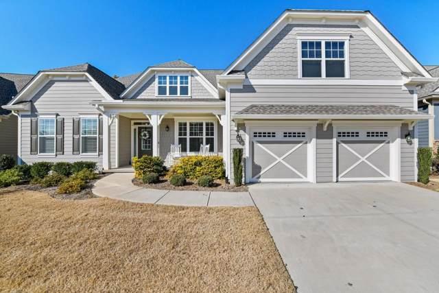 3772 Golden Leaf Point SW, Gainesville, GA 30504 (MLS #6648411) :: The Heyl Group at Keller Williams
