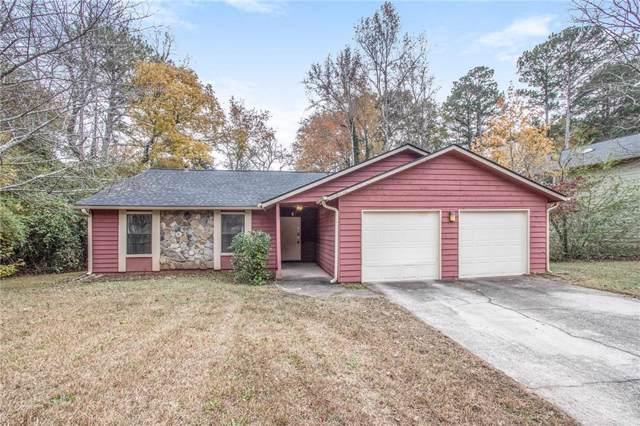 1090 Pond Ridge Drive, Riverdale, GA 30296 (MLS #6648430) :: North Atlanta Home Team