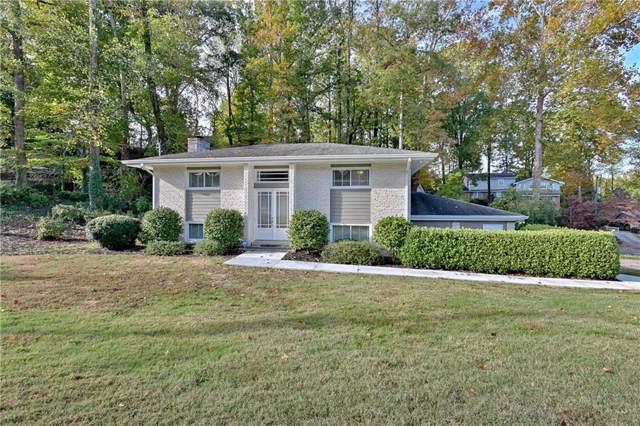 3243 Leslie Lane NE, Atlanta, GA 30345 (MLS #6648435) :: RE/MAX Paramount Properties