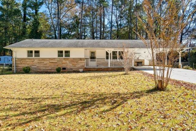 3545 New Macland Road, Powder Springs, GA 30127 (MLS #6648446) :: The Heyl Group at Keller Williams