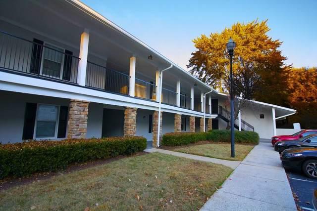 1150 Collier Road NW D07, Atlanta, GA 30318 (MLS #6648454) :: Path & Post Real Estate