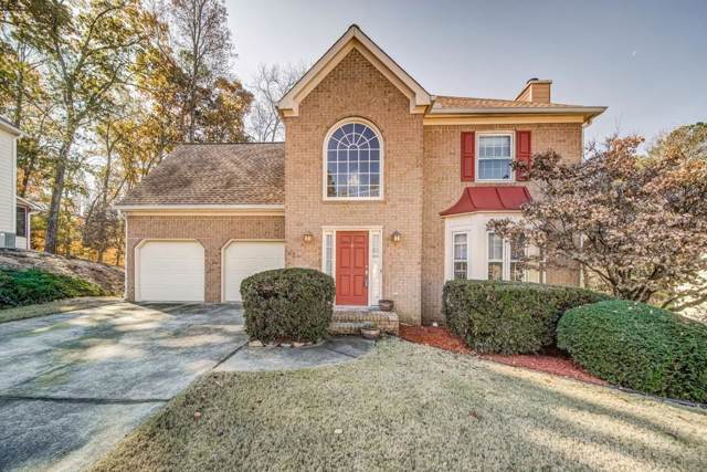 3025 Kaley Drive NW, Kennesaw, GA 30152 (MLS #6648510) :: The Realty Queen Team