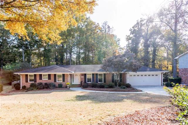 2961 Country Squire Lane, Decatur, GA 30033 (MLS #6648531) :: Kennesaw Life Real Estate