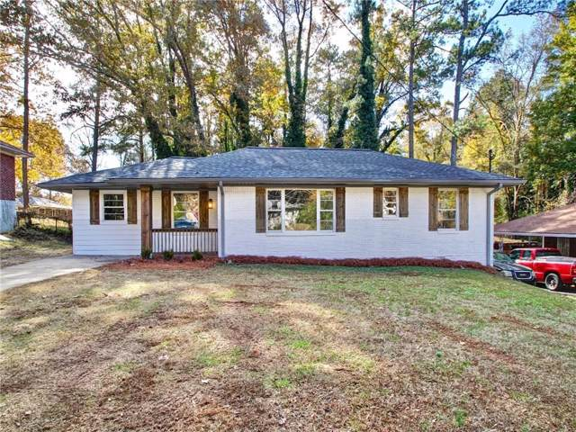 2065 Brannen Road SE, Atlanta, GA 30316 (MLS #6648554) :: Kennesaw Life Real Estate