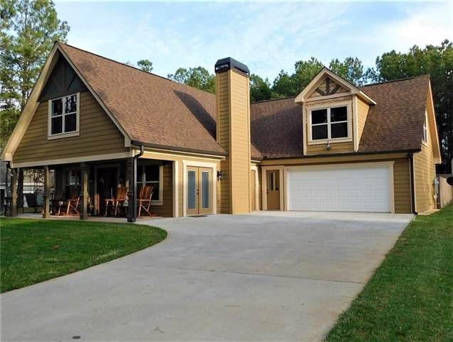 313 Makers Way, Dawsonville, GA 30534 (MLS #6648580) :: North Atlanta Home Team