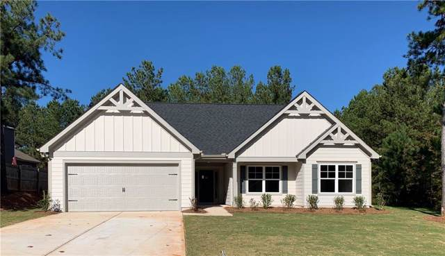 198 Rainey Drive, Dawsonville, GA 30534 (MLS #6648586) :: North Atlanta Home Team