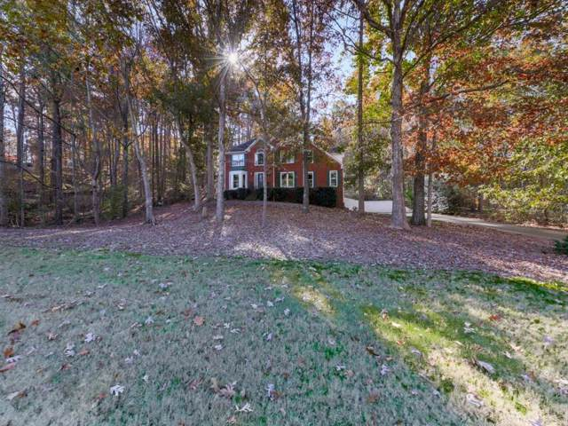 605 Pine Terrace, Canton, GA 30114 (MLS #6648618) :: Kennesaw Life Real Estate