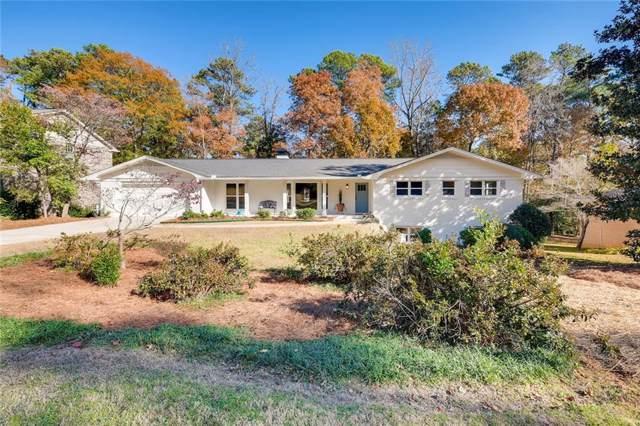 2663 Canna Ridge Circle NE, Atlanta, GA 30345 (MLS #6648641) :: The Heyl Group at Keller Williams