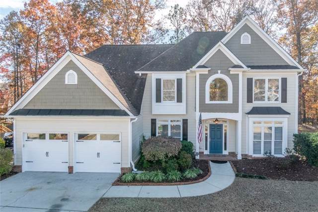 1544 Lake Heights Circle, Dacula, GA 30019 (MLS #6648694) :: Dillard and Company Realty Group