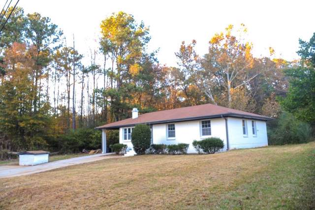 2610 Old Covington Road NE, Conyers, GA 30013 (MLS #6648702) :: Dillard and Company Realty Group