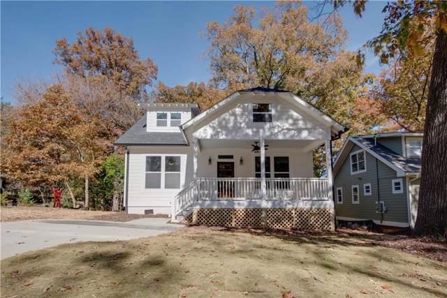1749 Linwood Avenue, East Point, GA 30344 (MLS #6648848) :: Charlie Ballard Real Estate