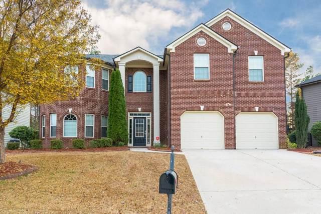 344 Old Arch Lane, Fairburn, GA 30213 (MLS #6648872) :: RE/MAX Paramount Properties