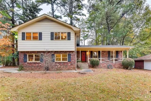 3148 Rehoboth Drive, Decatur, GA 30033 (MLS #6648881) :: North Atlanta Home Team