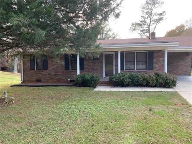 450 Pendergrass Road, Winder, GA 30680 (MLS #6648883) :: RE/MAX Prestige