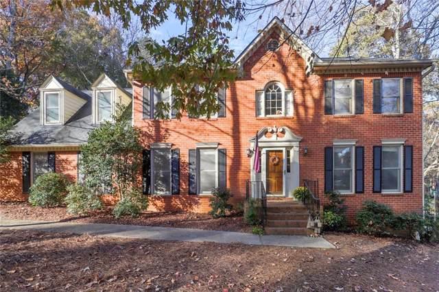 4658 Glenleigh Drive SW, Mableton, GA 30126 (MLS #6648891) :: RE/MAX Paramount Properties