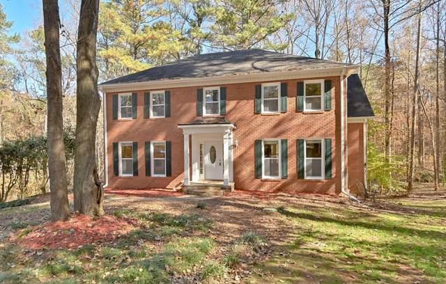 4650 Jefferson Township Lane, Marietta, GA 30066 (MLS #6648906) :: Kennesaw Life Real Estate