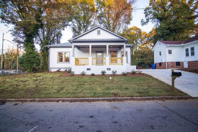 1252 Sells Avenue SW, Atlanta, GA 30310 (MLS #6648916) :: North Atlanta Home Team