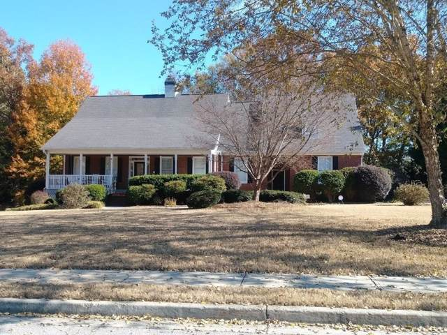 509 Confederate Place, Loganville, GA 30052 (MLS #6648935) :: The Butler/Swayne Team