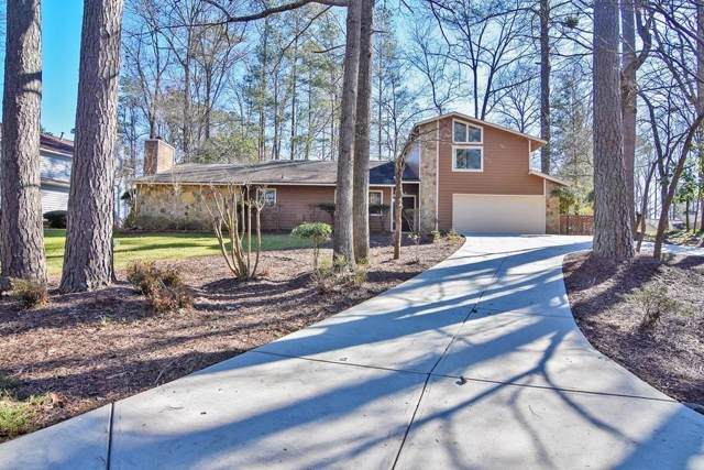 896 Fawn Way, Marietta, GA 30068 (MLS #6648941) :: The Heyl Group at Keller Williams
